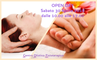 OPEN DAY OLISTICO