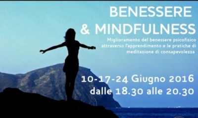 WORKSHOP BENESSERE & MINDFULNESS