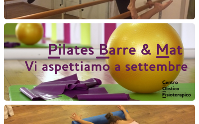 Pilates Barre & Mat